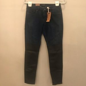 NWT Madison Scotch La Parisienne Skinny Jeans